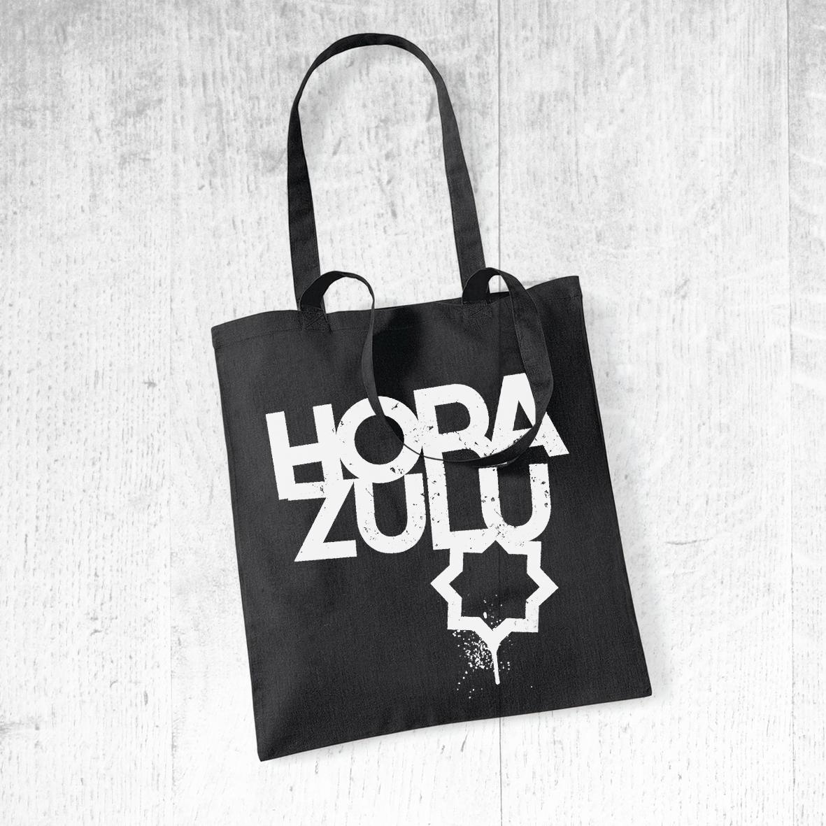 Bolso Tote Bag Hora Zulu