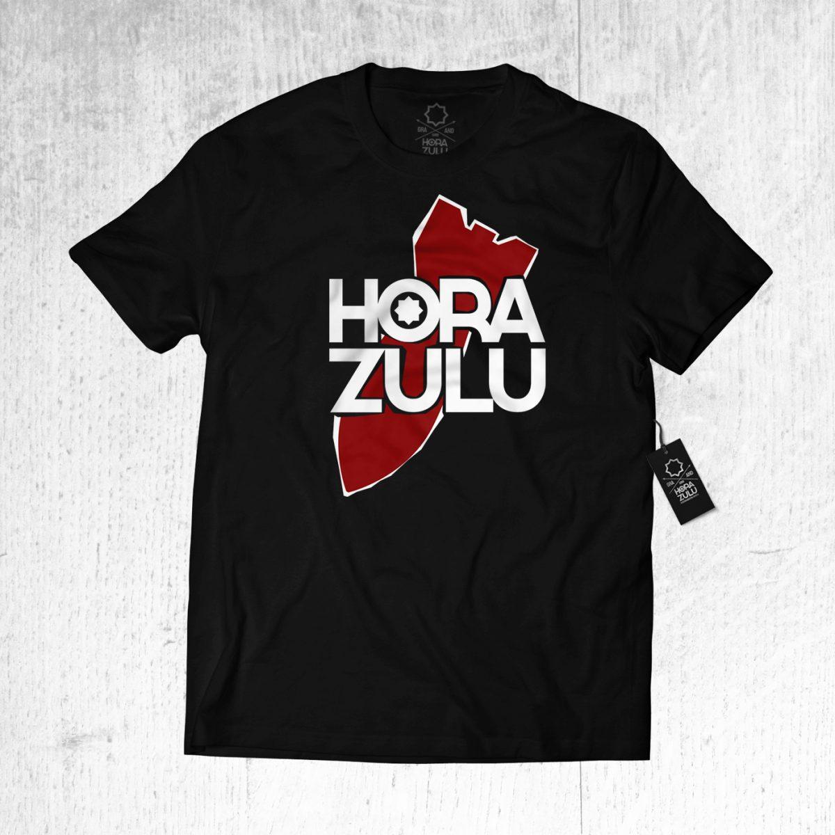 Camiseta Hora Zulu modelo Bomb