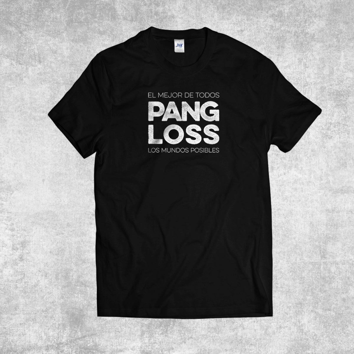 Camiseta chico Pangloss Sello Hora Zulu tienda online