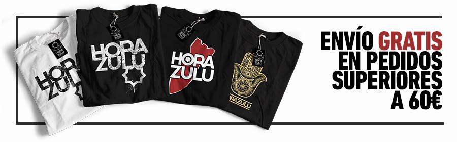 Hora Zulu Tienda Online Envío gratis a partir de 60€