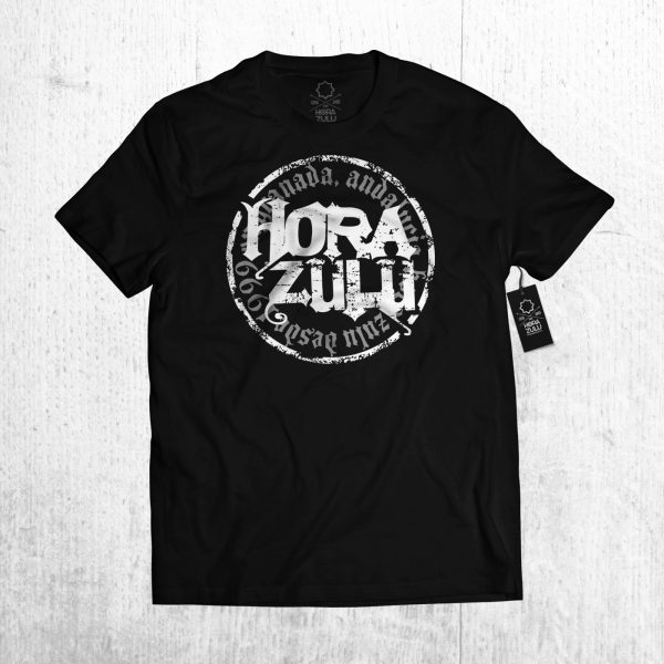 Camiseta Logo Classic Hora Zulu