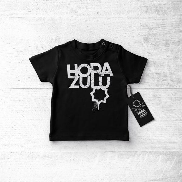 Camiseta Bebe Hora Zulu