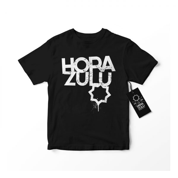 Camiseta Niño Hora Zulu logo Estrella
